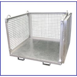 Goods Cage 1200mm X 1200mm 1000Kg Galvanised