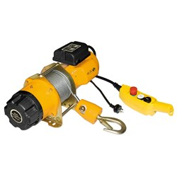 Beaver Electric Pull-Lift Winch 300kg