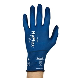 Ansell HyFlex 11 818 Ultralight Gloves