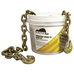 Beaver Gold Load Chain 9M