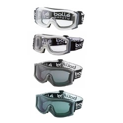Bolle Safety Vapour Single/Duo Lens Safety Goggles