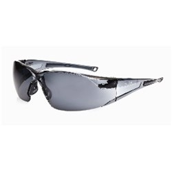 2873eec669d0 Bolle Safety Spectacles Rush Smoke Lens 10 Pack 120 Ctn