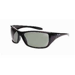 3509bf269b85 Bolle Safety Spectacle Voodoo Blk Fram Grey Green Polar Lens