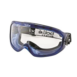 Bolle Safety Blast Goggles, Clear