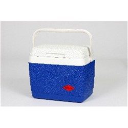 Willow 10Lt Esky Style Cooler Blue