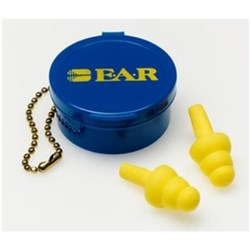 Ear Ultrafit Uncorded Earplugs 2.5Kg Yellow