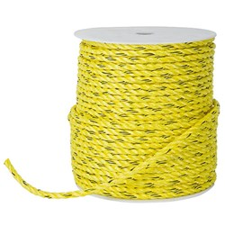 Rope Polypropylene Film Rope  125M Coil 6mm
