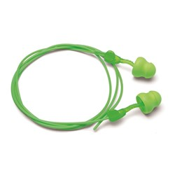Moldex GLIDE Twist In Earplugs Corded 100pr/Box