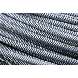 5-7mm 6X19 G1570 Blue PVC Coated Wire Rope