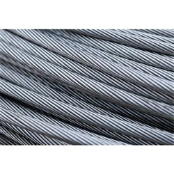 5mm 6X19 Fc G1570 Wire Rope Dry Lube-100 Metre Reel.