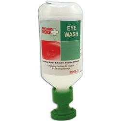 Brady Eye Wash Solution 500ml
