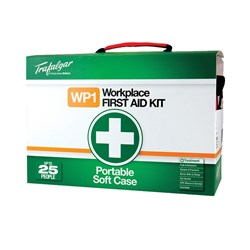 Wp1 Workplace Soft Case Portable First Aid Kit
