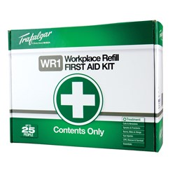 Wp1 Workplace Refill Pack For First Aid Kit