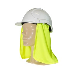 Vision Safe Attach-a-Flap Hard Hat Accessory