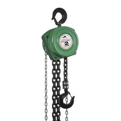 Chain Block Beaver 3G Ind. Green 2t 3M