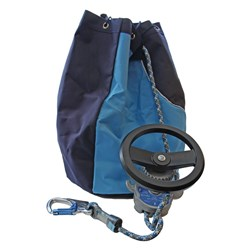 15M X 140Kg Rescue Descender Only - 1 Person