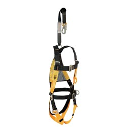 Harness B-Safe Black & Gold  c/w side D