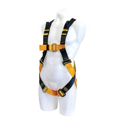B-Safe Full Body All Purpose Harness with Centre Chest Strap