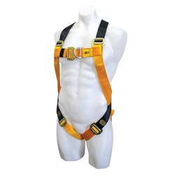B-Safe All Purpose Fall Arrest Harness with Front Chest D Ring