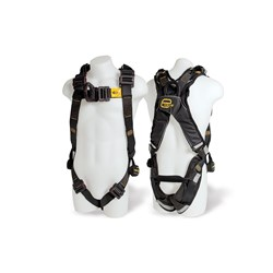 Evolve Harness Xlarge W Rear & Frt Drings, Con Spc Loops, Pad Di-Electric & Spill Resist Web