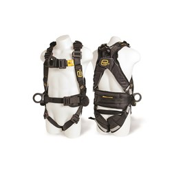 Evolve Harness Cw Rear Front & Sided Rings,Conf Spc Loops,Pad Di-Electric & Spill Resist Web