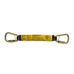B-Safe Shock Pack with Karabiners
