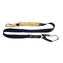 Lanyard Web B-Safe 1M f/w  Double Action Hooks