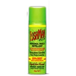 Bushmans Aerosol Insect Repellent 50g