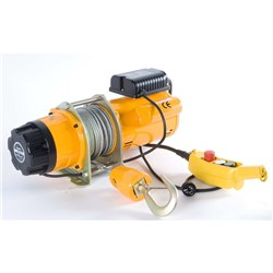 Beaver Electric Pull-Lift Winch - 250kg