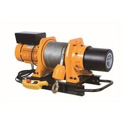 Beaver Electric P-Lift Winch 16mm X 100m X 2.2t