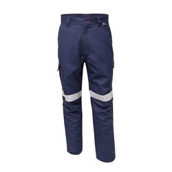 Boomerang Mens FR Cargo Pants with Reflective Tape