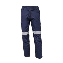 Boomerang Womens FR Trousers with Reflective Tape