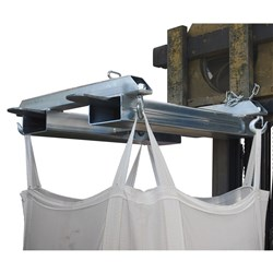 Bulk Bag Lifter  2000Kg Painted