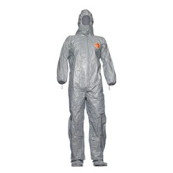Dupont Tychem™ 6000 F Coverall with Sock Boot