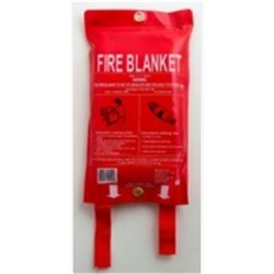 1000 X 1000mm Fire Blanket