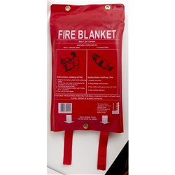 1200 X 1800mm Fire Blanket