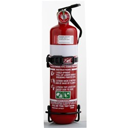 Dry Chemical BE Fire Extinguisher 1.0Kg