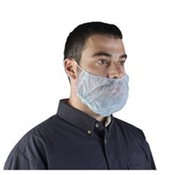 Frontier Disposable Single Loop Beard-Cover