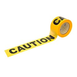 Frontier Caution Safety Tape