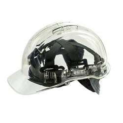 Frontier Clearview Hard Hat