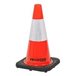 Frontier Reflective Traffic Cone