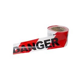 Frontier Barrier Safety Tape Danger