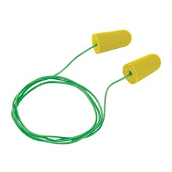 Ear Plugs Foam Frontier Corded