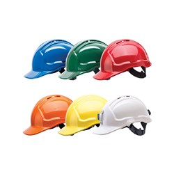 Frontier Vented Hard Hat