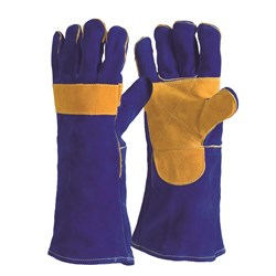 Frontier Blue Welder Glove