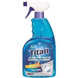 Titan Glass and Multi-surface Cleaner