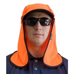 Kala Micromesh Hat Orange