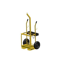 Beaver Oxygen/Acetylene Gas Bottle Trolley