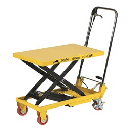 Beaver Single Hydraulic Scissor Lift Table