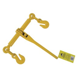 Beaver G70 Ratchet-Type Loadbinder with Eye Grab Hooks